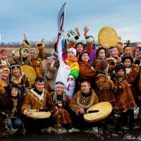 Олимпийский огонь на Камчатке :: Anna Gubina