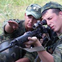 снайпер и ... :: Вячеслав Красильников