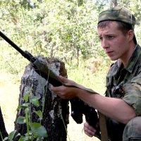 снайпер :: Вячеслав Красильников