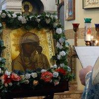 Владычице, приими молитвы раб твоих :: Юлия Мошкова