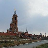 храм на горе :: Юлия Мошкова