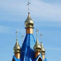 Церквушка :: Anastasia Mitrofanova