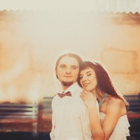 Лучи солнца :: Evgeniy Lezhnin