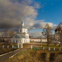 три церкви (пос. Лух) :: Роман Макаров
