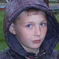 Иван, гулявший под дождём. :: Наталья Захарова