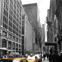 NY cab :: Евгений Бубнов