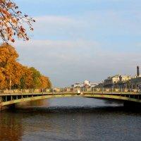 Пантелеймоновский мост :: Надежда Егорова
