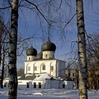 Собор Рождества Богородицы Антониева Монастыря :: Василий Лиманский