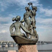 Юность Днепра :: Юрий Муханов
