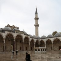 Мечеть Сулеймание :: Larisa Ulanova