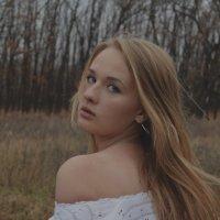 попробовала себя в роли модели №1 :: Tatiana Zaprudova