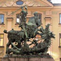 Стокгольм. Гамла Стан :: Ольга Иргит