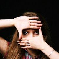 смотри в глаза.. :: Дарьяна Вьюжанина