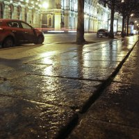 Мокрый город :: Nataliya
