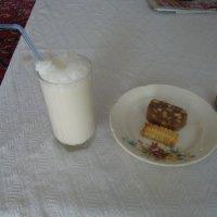 Молочный коктейль :: Екатерина Богомолова