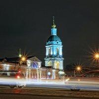 На дороге... с огоньками :: Марина Назарова