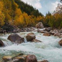 Осень в Адыр-Су :: Юрий Шевченко