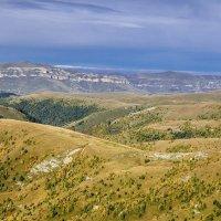 Осень в горах :: Владимир Богославцев(ua6hvk)