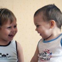 Братишки :: Оксана Климова