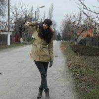 Осенняя прогулка :: Анастасия Земкова