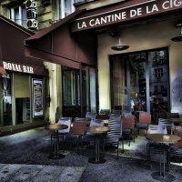 Пустое кафе :: Андрей Егоров