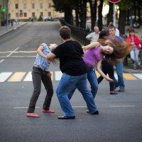 Танцующий город :: G Nagaeva