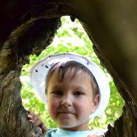 Портрет младшего сына :: Борис Русаков