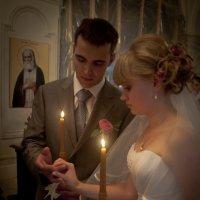 Две свечи, два кольца, одна благославлённая судьба... :: Владимир Хиль