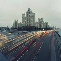 Дом на Котельнической :: Алексей Соминский