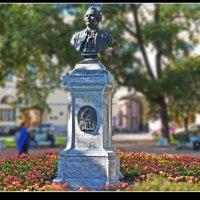 Памятник Ломоносову. :: Александр Лейкум