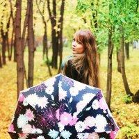 Осеннее настроение :: Дарьяна Вьюжанина