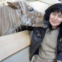 дружеский поцелуй :: kirm2 .