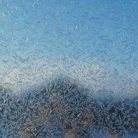 Примороженное окно :: Сергей Шаврин
