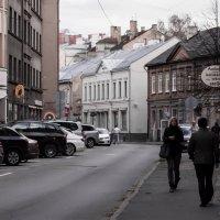 Серые улицы :: Valentina Zaytseva