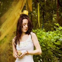 Сказочный лес :: Vita Ilitlay