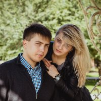 Николай и Варвара :: Виктор Никитин