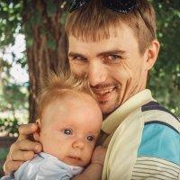 Алексей и Артем :: Виктор Никитин