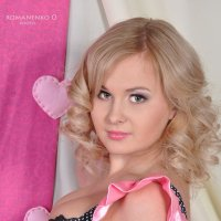 Блондинка :: Оксана Романенко