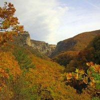 Большой каньон Крыма :: Михаил Баевский