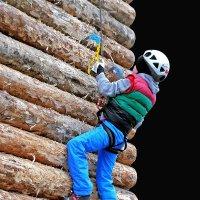 Юный альпинист :: Юрий Митенёв