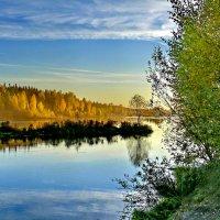осень рыболовная :: gribushko грибушко Николай
