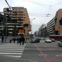 Белград. Рваные раны Югославии. :: Виктор Лукашенко