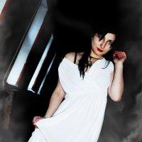 Таинственная красавица Анастасия :: Жанна Гусева