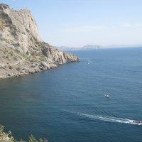 Черное море :: Ирина Диденко
