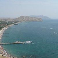 Крым, г.Судак :: Игорь Пожалуйстин