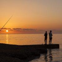 Рыбаки. :: Юрий