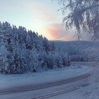 вечер в декабре :: зоя полянская
