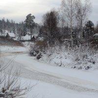 Я по первому снегу бреду :: Нина северянка