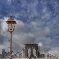 Brooklyn bridge :: Stan Tordua