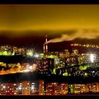 Огни большого города... :: Artyom S